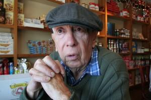 Gene Malacarne, a friend of Dennis Brown.